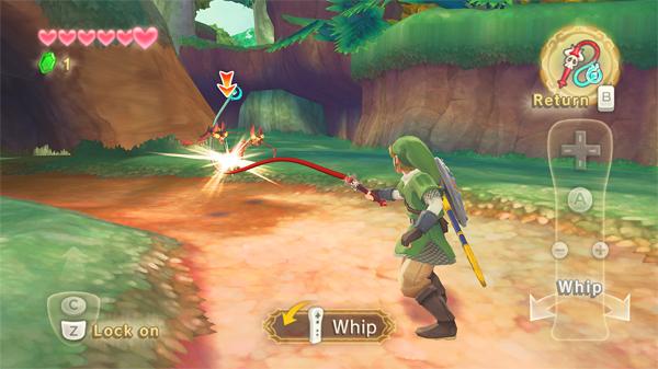 12 Minutes of Legend of Zelda: Skyward Sword Gameplay