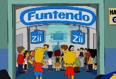 The Simpsons Will Parody Nintendo's Wii U