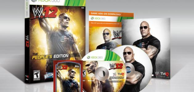 """Unboxing Of WWE '12's """"People's Edition"""""""
