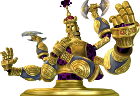 Skyward Sword - Ancient Automaton Koloktos Boss Guide