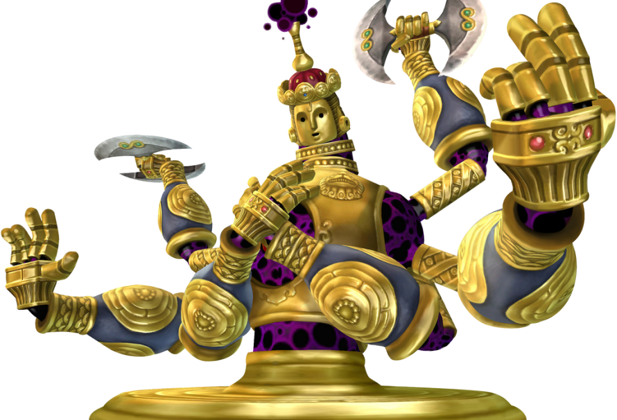 Skyward Sword – Ancient Automaton Koloktos Boss Guide