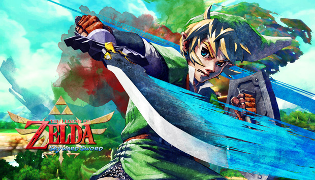Skyward Sword Characters – Strich