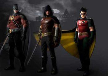 New Batman Arkham City DLC Trailer - Robin Gameplay