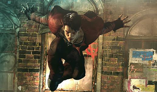 DmC Dante Isn't The Original Dante Says Capcom