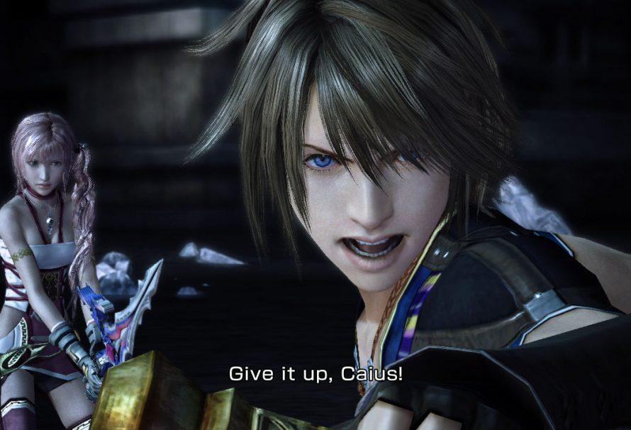 A Batch Of New Final Fantasy XIII-2 Screenshots Released