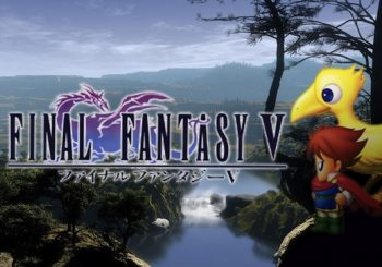Final Fantasy V Available Today on the PlayStation Network