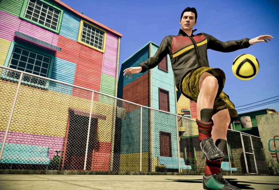 EA Releases Screenshots Of FIFA Street's Online Section