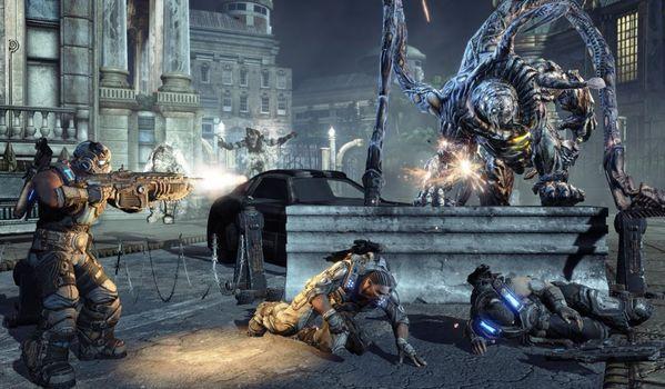 gears of war 3 downloadable content
