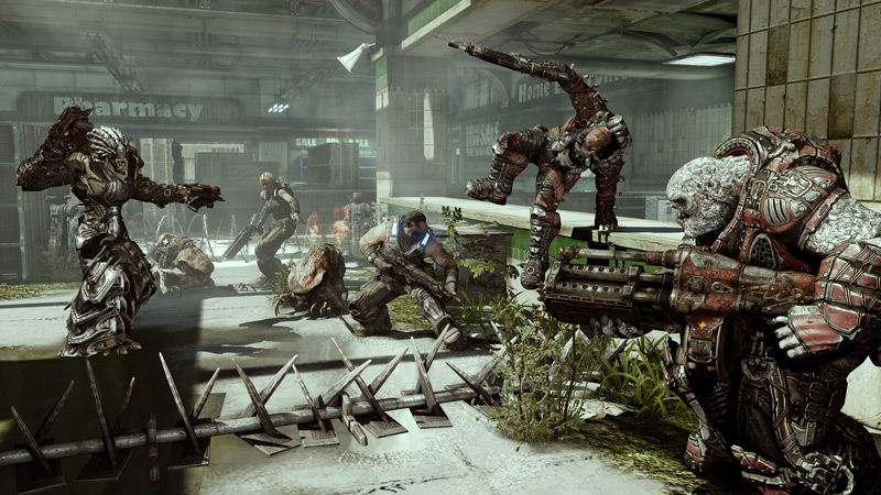 Gears of War 3 Title Update #2 Now Available