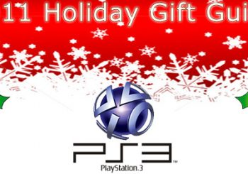2011 Playstation 3 Holiday Gift Guide
