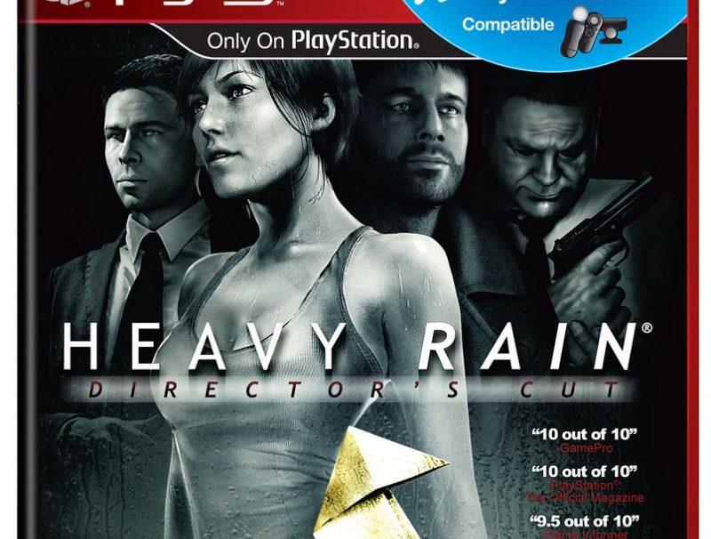 Heavy Rain: Director's Cut Coming Next Week
