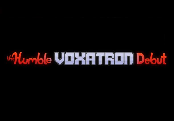 The Humble Voxatron Debut has more games added