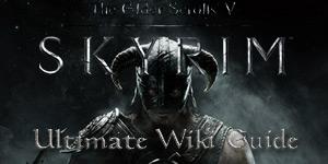 The Elder Scrolls V: Skyrim Ultimate Wiki Guide