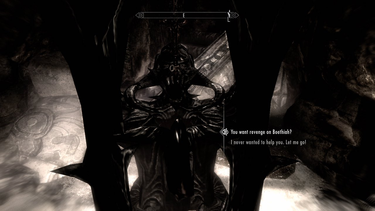 how to start mace of molag bal