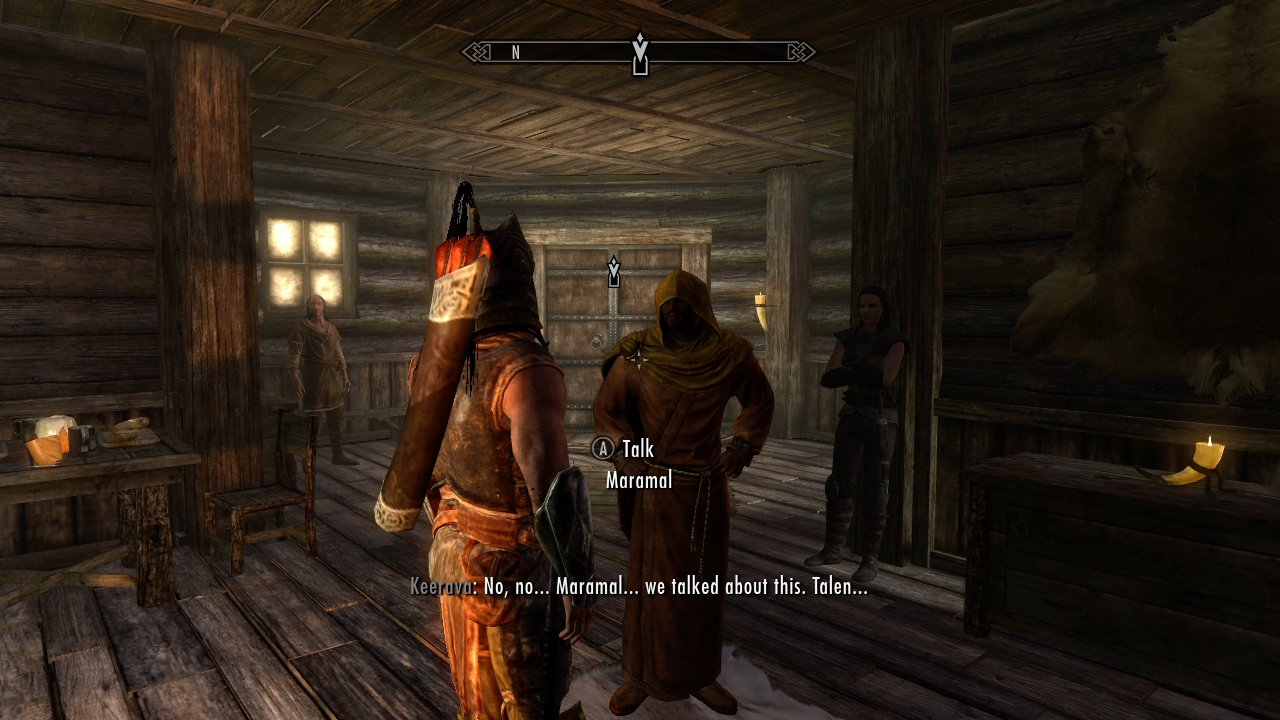 Skyrim - Marrying Someone is Easy as 1, 2, 3
