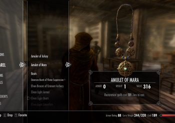 Skyrim SE Guide- The Benefits of Marriage