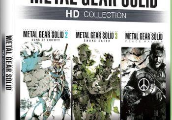 Huge Metal Gear Solid HD Collection Discount