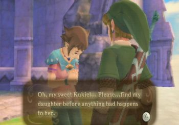 Skyward Sword - Side Quest: Lost Child