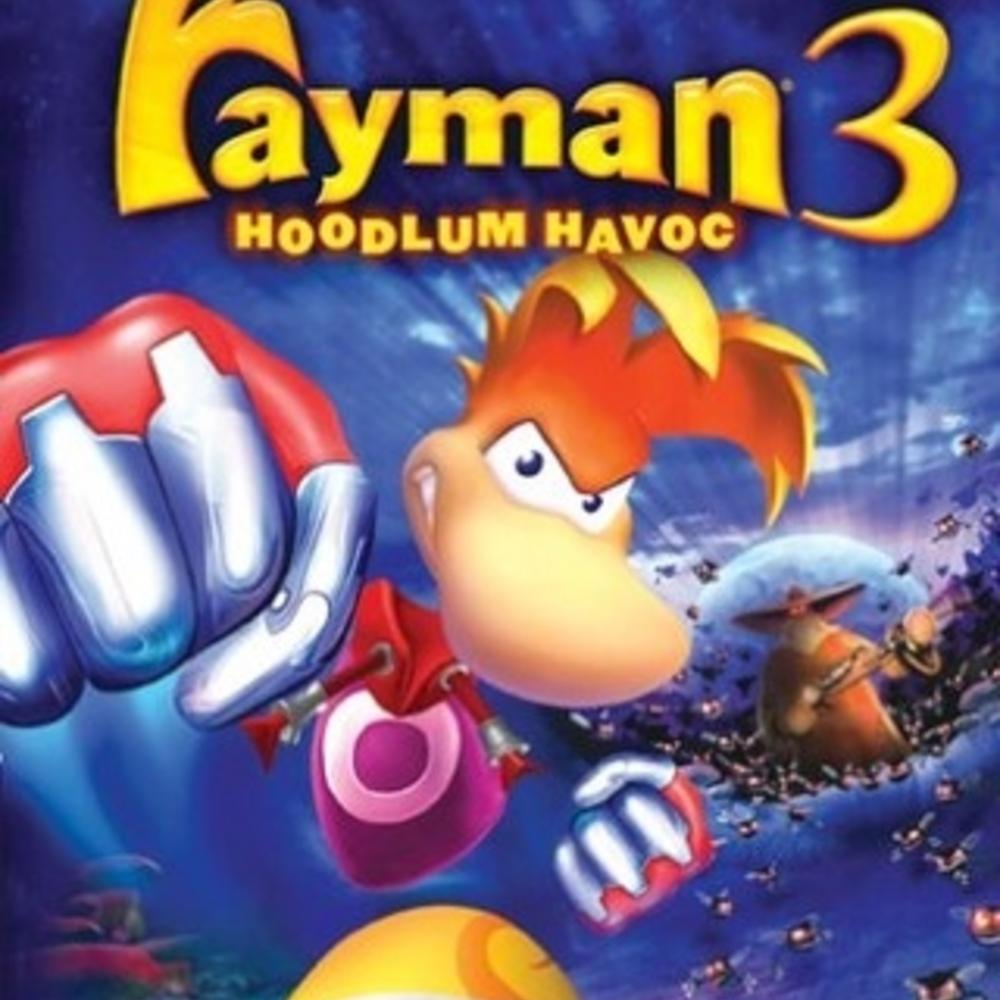 Rayman 3 Hd Coming To Psn And Xbla Just Push Start