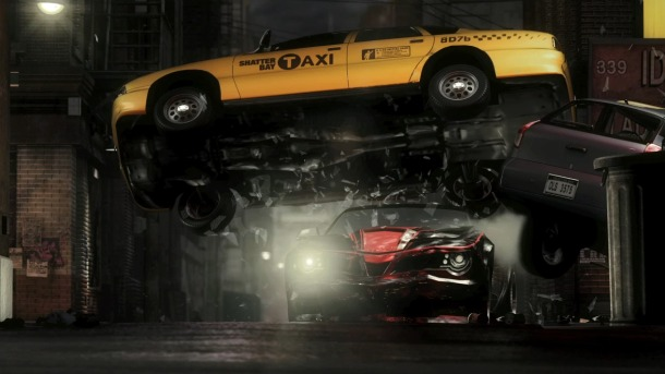 Ridge Racer Unbounded Dated for March 2012