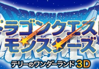 Dragon Quest Monster 3DS Site Opens