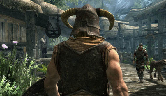 Skyrim Patch for the Xbox 360/PC Now Available, Texture Glitch Fixed