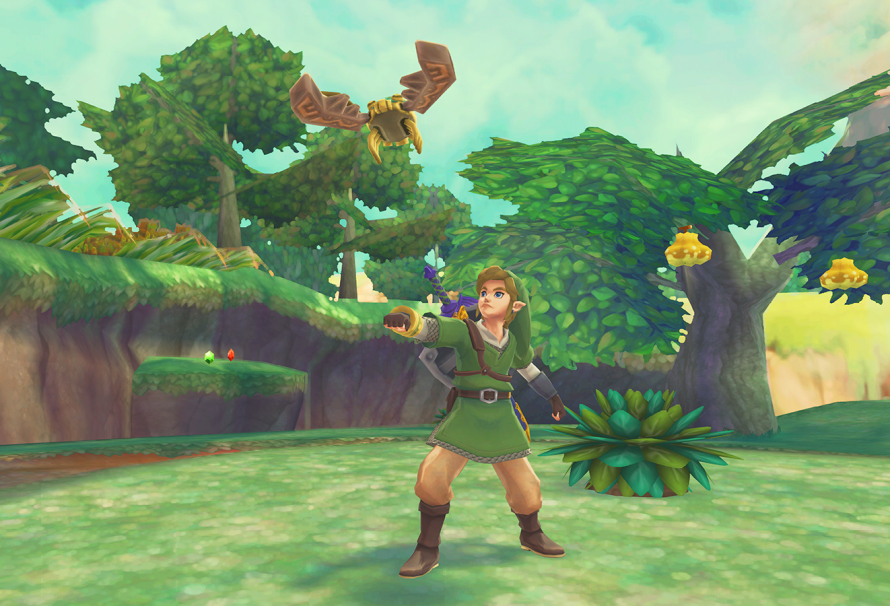 Skyward Sword – Hero Mode Changes Detailed