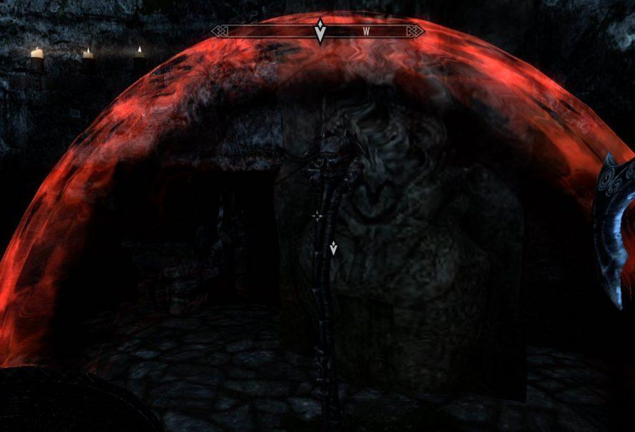 Skyrim - Lord Vaermina & the Daedric Artifact of Skull of