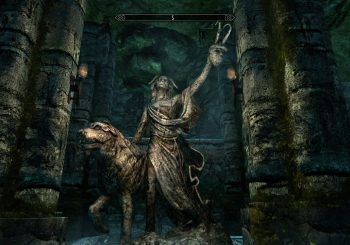 Skyrim - To Kill or Not to Kill a Dog & the Masque of Clavicus Vile (Daedra Artifact)