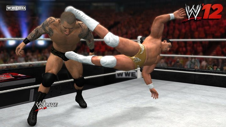 WWE '12 DLC to Feature Late Wrestling Legend