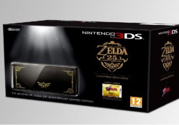 25th Anniversary Limited Edition Zelda 3DS Confirmed