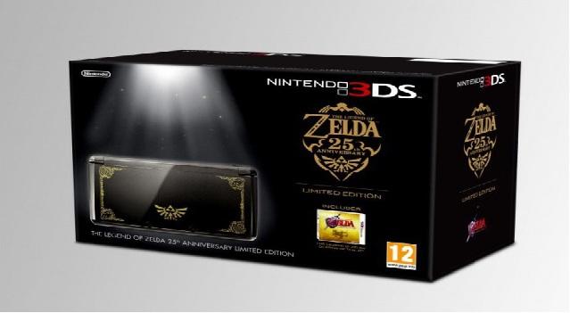 Mario Joins Zelda in North America 3DS Bundle Business