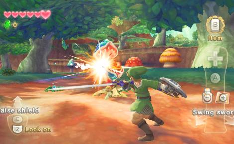 The Legend of Zelda: Skyward Sword Video Review
