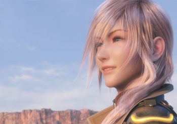Final Fantasy XIII-2 File Size Smaller Than Predecessor