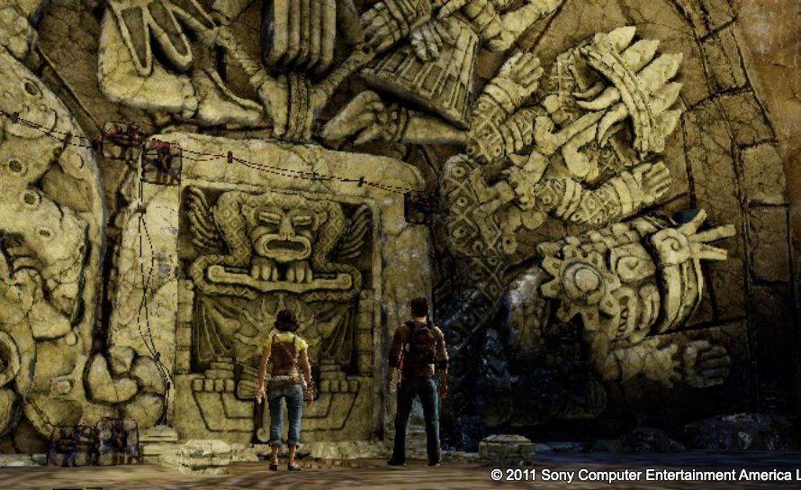 Meet the New Characters of Uncharted: Golden Abyss