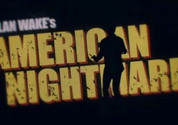 Alan Wake's American Nightmare Unveiled with the Trailer