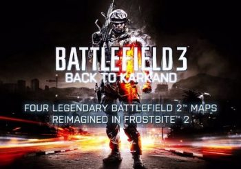Battlefield 3 Back To Karkand Pack Now Live On PlayStation 3
