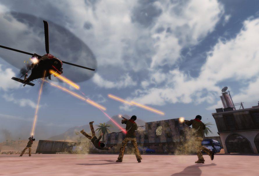 Konami Announced as Publisher of XBLA Version of Choplifter HD