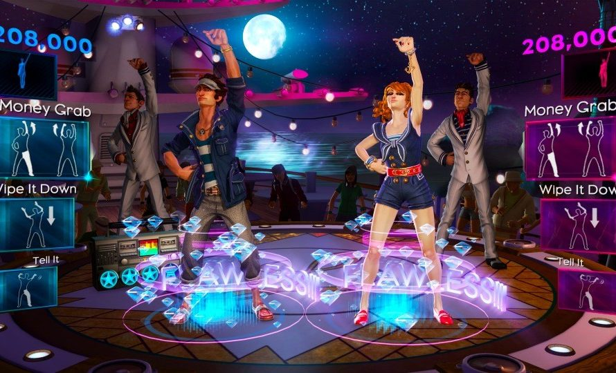 Rihanna Brings Three New Tracks to Dance Central 2