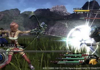 DLC Screenshots Of Final Fantasy XIII-2