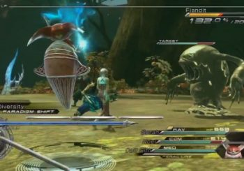 Final Fantasy XIII-2 Masters of Monsters Video Released