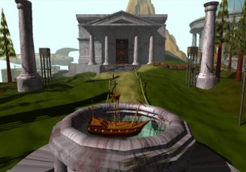 Myst Point-and-Clicks its Way Onto the Nintendo 3DS