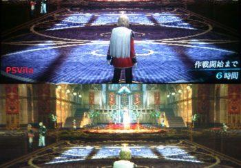 PS Vita vs. PSP Screenshot Comparisons
