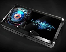 Preorder Resident Evil Revelations 3D at Capcom Unity and Get Exclusive Case