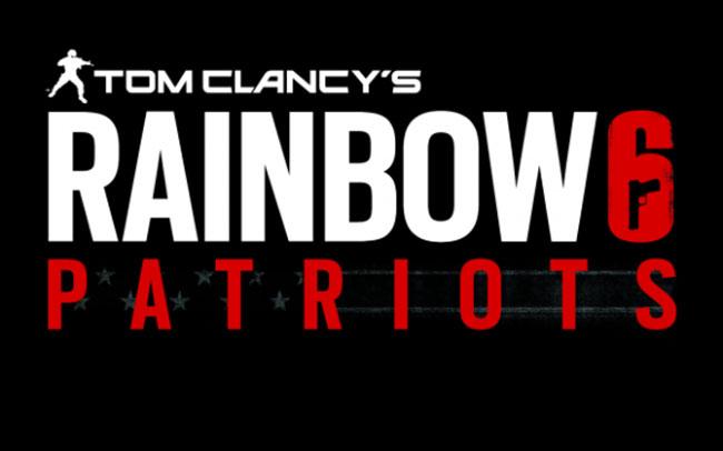 Rainbow 6: Patriots VGA Teaser Image Released