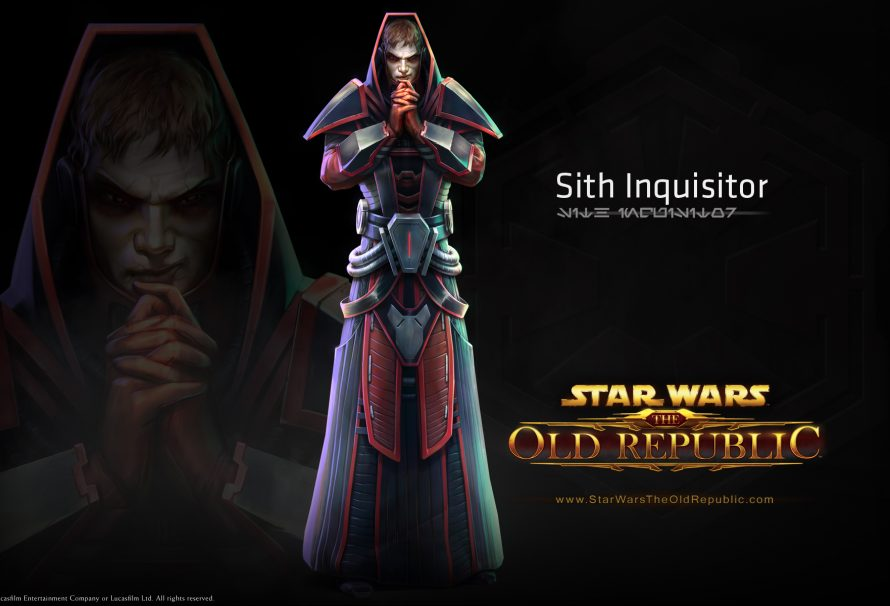 New Star Wars: The Old Republic Trailer Features Sith Inquisitor
