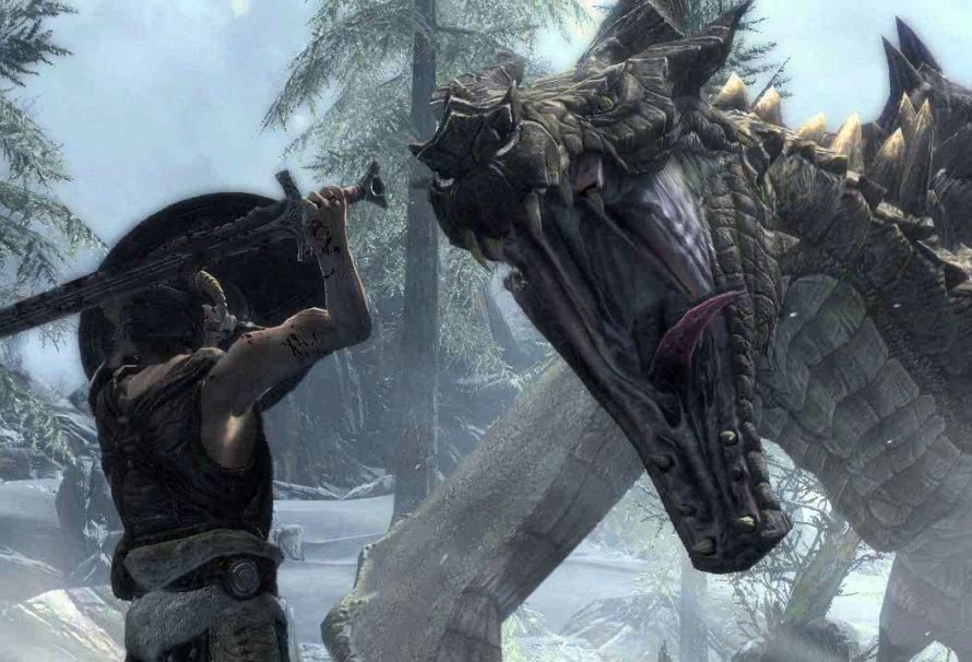 Skyrim Patch 1.3.1 Adds 4GB Ram Support