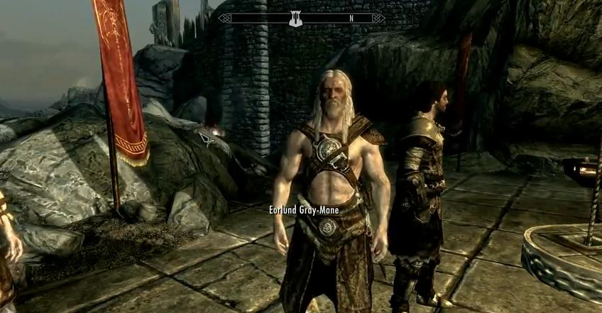 Skyrim Sidequest – Glory of the Dead