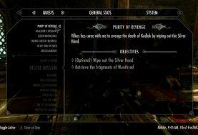Skyrim Sidequest - Purity of Revenge