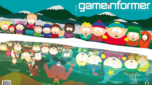 Latest GameInformer Reveals South Park RPG